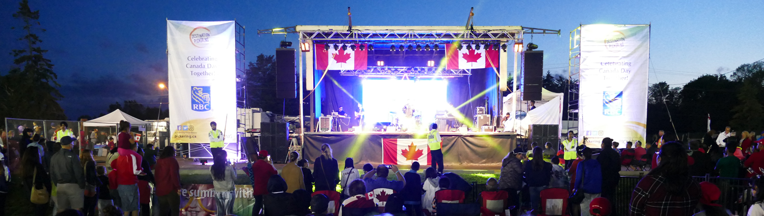 Canada Day Main Stage