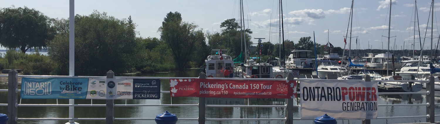 Pickering Waterfront