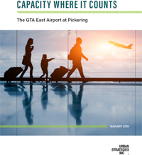 cover - The GTA East Airport at Pickering
