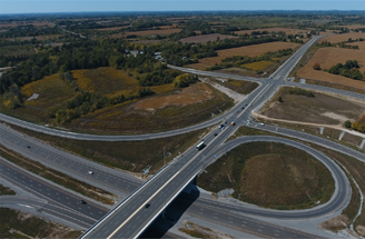 highway interchange