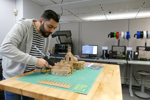 Makerspace at Pickering Library