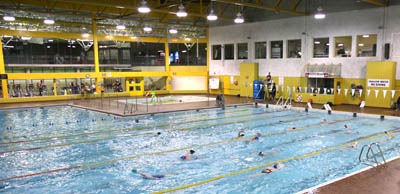 Recreation Complex Swimming Pool
