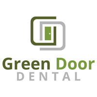 Green Door Dental logo