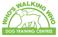 Who's Walking Who logo