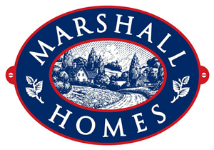 Marshall Homes logo