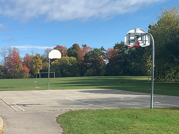 Rick Hull Memorial Park Basketball Court image