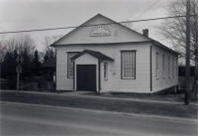 Pickering Township Hall