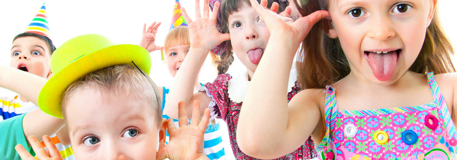 kids party photo