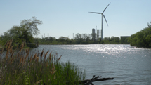 Ontario Power Generation Wind Turbine