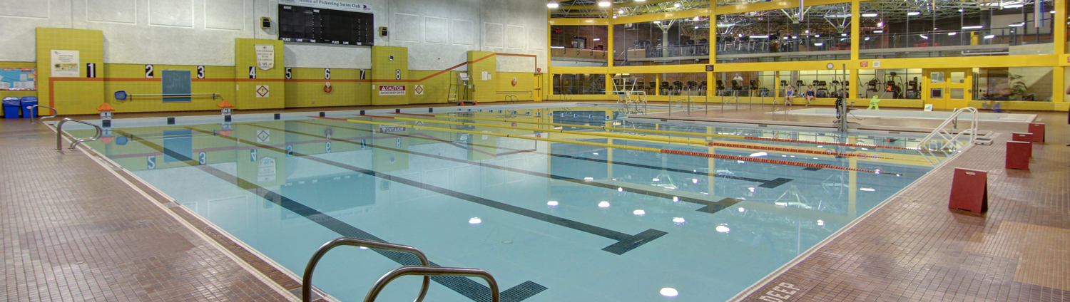Pickering Recreation Complex Pool