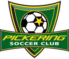 Pickering Soccer Club logo