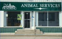 Animal Services Building