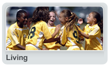 "thumbnail for photo gallery ""Living"" - image of girls soccer team"