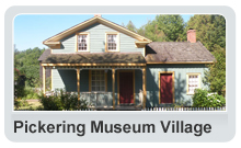 "thumbnail for photo gallery ""Pickering Museum Village"" - image of The Redman House"