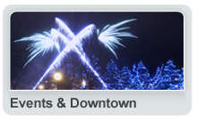 "thumbnail for photo gallery ""Events & Downtown"" - image of fireworks"