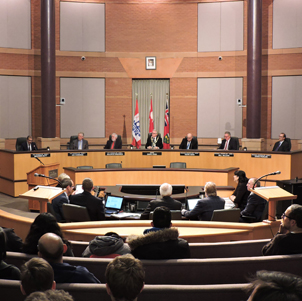 View our City Hall page