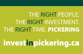 Invest in Pickering